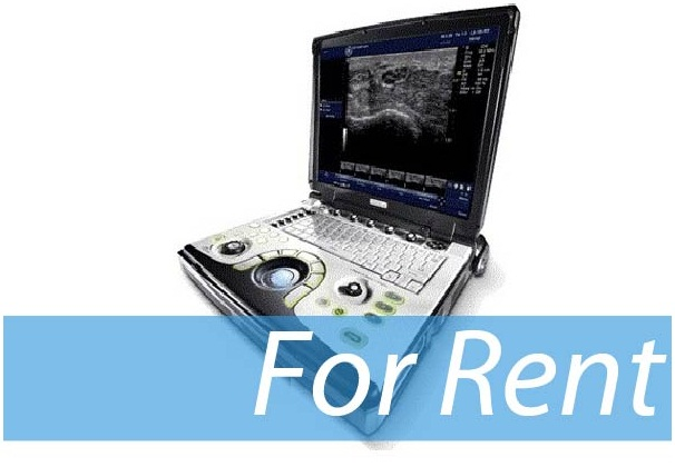 portable ultrasound machine for rent